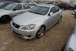 Lot: 23-57860 - 2007 LEXUS IS 250 - KEY / RUN AND DRIVES