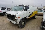 Lot: 30-58061 - 1992 CHEVROLET G30 VAN