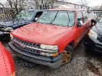Lot: 102862 - 2002 Chevrolet Silverado 1500 Pickup