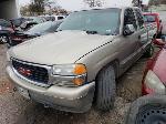 Lot: 229078 - 2002 GMC Sierra 1500 Pickup