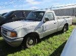 Lot: 5 - 1996 Ford Ranger XL Pickup- STARTED