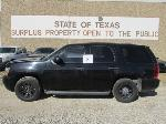 Lot: 8 - 2011 Chevy Tahoe Police SUV