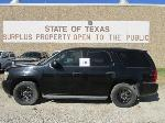 Lot: 10 - 2011 Chevy Tahoe Police SUV- STARTED