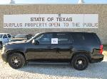 Lot: 18 - 2012 Chevy Tahoe Police SUV- STARTED