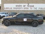 Lot: 20 - 2013 Dodge Charger Police Sedan- STARTED
