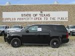 Lot: 24 - 2008 Chevy Tahoe Police SUV- STARTED