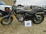 Lot: 29 - 2005 Kawasaki BN125 Motorcycle