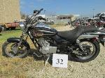 Lot: 32 - 2002 Kawasaki BN 125 Motorcycle
