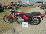 Lot: 33 - 2002 Kawasaki BN125 Motorcycle