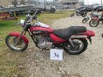 Lot: 36 - 2002 Kawasaki BN125 Motorcycle