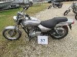 Lot: 37 - 2004 Kawasaki BN125 Motorcycle