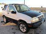 Lot: B709186 - 2000 Suzuki Vitara