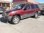 Lot: B801356 - 2001 Jeep Grand Cherokee Laredo SUV