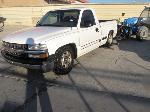 Lot: B802144 - 2000 Chevrolet Silverado Pickup