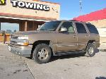 Lot: B804071 - 2000 Chevrolet Tahoe SUV