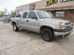 Lot: B804339 - 2003 Chevrolet Silverado Z71 Pickup - Key / Started