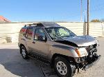 Lot: B806046 - 2005 Nissan Xterra SUV - Key / Started