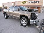 Lot: B806355 - 2015 Chevrolet Silverado Pickup - Key