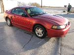 Lot: B807286 - 2001 Ford Mustang - Key / Started