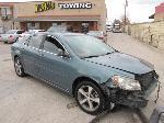 Lot: B808217 - 2009 Chevrolet Malibu - Key / Started