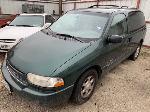 Lot: 06 - 1999 Nissan Quest Van