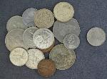 Lot: 83 - FOREIGN COINS & 1905 V NICKEL