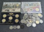 Lot: 93 - LARGE CENT, STATE QUARTERS & COIN COLLECTIONS
