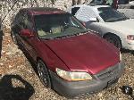 Lot: 1526 - 2002 Honda Accord - Key