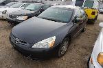 Lot: 03-58229 - 2005 Honda Accord
