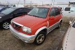 Lot: 16-58727 - 2004 Suzuki Grand Vitara