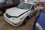 Lot: 19-57945 - 2002 Toyota Corolla