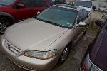 Lot: 21-57805 - 2001 Honda Accord