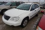 Lot: 23-58094 - 2007 Chrysler Pacifica SUV