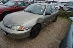Lot: 05-142137 - 2002 Chevrolet Cavalier