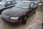 Lot: 13-140525 - 1998 Chevrolet Malibu