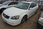 Lot: 15-142188 - 2005 Nissan Altima