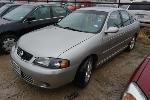 Lot: 18-141895 - 2002 Nissan Sentra