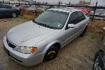 Lot: 24-143962 - 1991 Mazda Protege