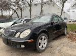 Lot: 01 - 2003 Mercedes E320 - Key