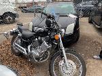 Lot: 05 - 1997 Yamaha XV5 Motorcycle - Key