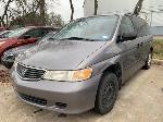 Lot: 08 - 1999 Honda Odyssey Van - Key