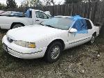 Lot: 076 - 1996 Mercury Cougar XR7