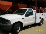 Lot: V118 - 2004 Ford F250 Utility Body Truck - Ran & Drove at Test