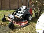 Lot: V119 - 2007 Toro Groundsmaster 7200 Mower