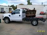Lot: V123 - 2009 Ford F-250 Cab and Chassis