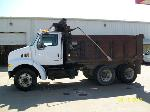 Lot: V124 - 2001 Sterling LT 7500 Dump Truck - Ran & Drove at Test