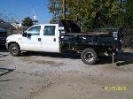 Lot: V127 - 2003 Ford F-350 Dump Truck - Ran & Drove at Test