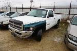 Lot: 13-139231 - 2001 Dodge Ram 1500 Pickup