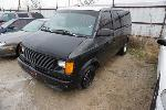 Lot: 24-143399 - 1993 Chevrolet Astro Van