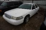 Lot: 25-143269 - 2005 Ford Crown Victoria